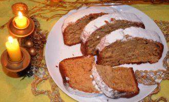 Порезанный банановый хлеб