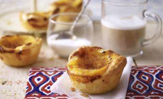 португальское пирожное