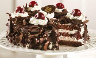 Шварцвальд торт