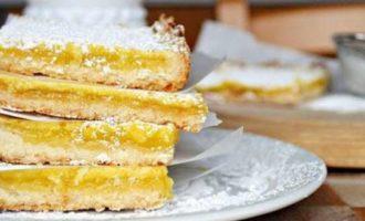 Кокосовые пирожные с тыквой
