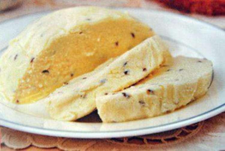 Сыйр эстонский сыр с тмином