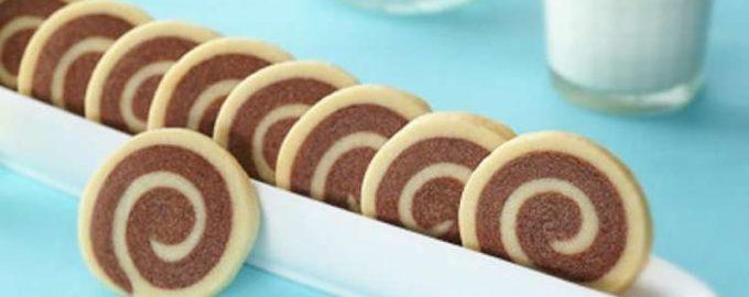 Итальянское печенье «Люмака» из песочного теста