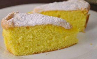 Итальянский пирог «Маргарита»