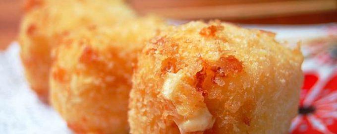 Cырная закуска из сыра камамбера