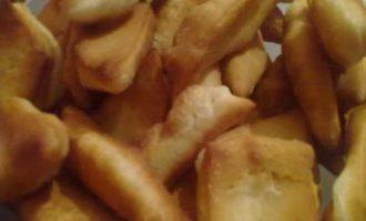 Пышки на кефире рецепт с фото
