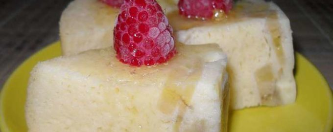 Пудинг — простые рецепты для детей «от 1 до 1.5» лет