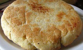 Кесра — алжирский хлеб