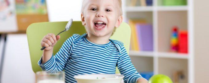 Примерная суточная норма продуктов для ребенка от трех до шести лет