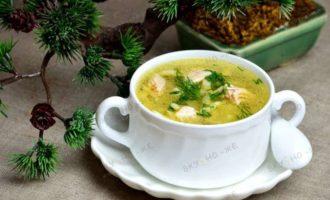 готовим суп куриный с лапшой домашней