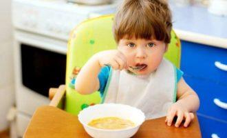 Рецепты первых блюд (супов) для детей от 2 до 3 лет