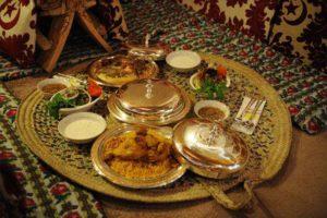Алжирская национальная кухня