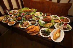 Азербайджанская национальная кухня