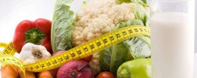 Диетический стол 8, овощи и фрукты