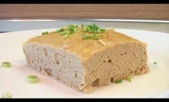 Суфле из говядины с рисом диетическое рецепт