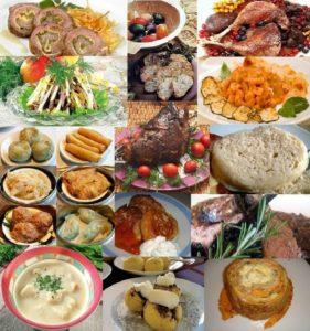 Чешская национальная кухня