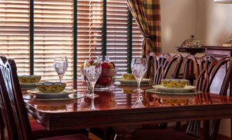 3 составляющие красивой сервировки стола