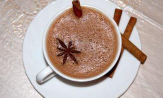 Как приготовить горячий шоколад с корицей — рецепт с фото