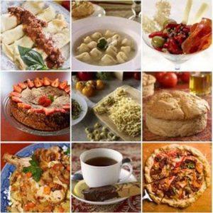 Итальянская национальная кухня