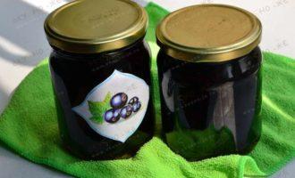 Вкусное варенье из черной смородины на зиму